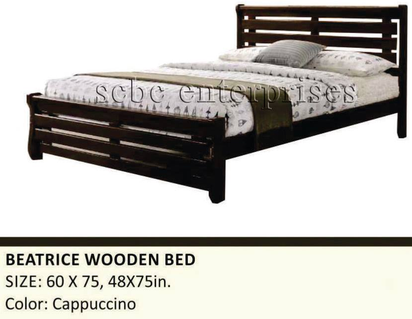 Wooden Post Bed Fv Beatrice Scbc Enterprises