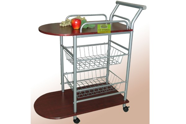Merchandiser and Trolley