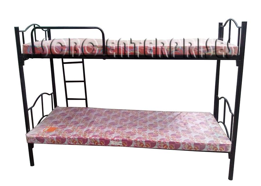 Steel Double Deck Bed Frame 26/26 – SCBC Enterprises
